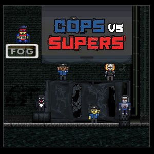 jeu Cops vs Supers