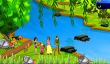 jeu Adventures escape 2
