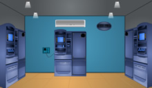 jeu ATM escape distributeur de billets escape