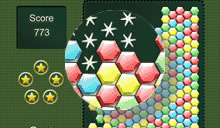 jeu Bricks breaking hex version facebook