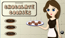 jeu Chocolate Cookies