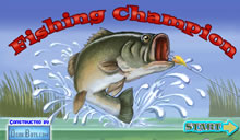 jeu Fishing champion de pêche
