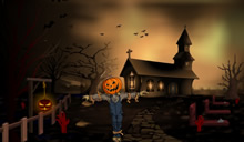 jeu Halloween night