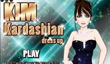 jeu Kim kardashian dress up