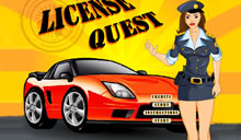 jeu License quest