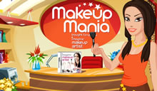 jeu Make up mania