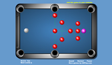 jeu Mini Pool 2