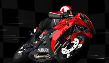 jeu Moto Racer Time Trials
